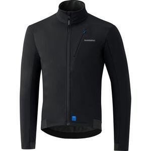 Shimano Softshell Jacke Herren black black