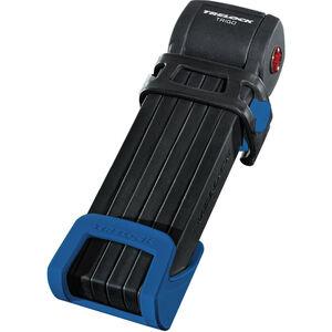 Trelock FS 300 Trigo Faltschloss inkl. Halter blau blau