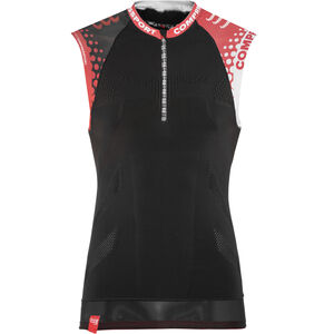 Compressport Trail Running Shirt Tank Unisex Black bei fahrrad.de Online