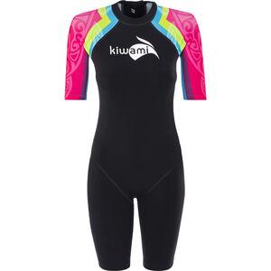 KiWAMi Aqua Rush Speedsuit Damen black/rainbow black/rainbow