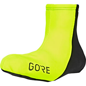 GORE WEAR C5 Windstopper Thermo Overshoes neon yellow/black neon yellow/black