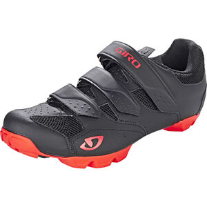 Giro Carbide RII Shoes Herren black/red black/red