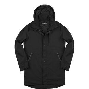 Chrome Stanton Regen Trench Coat Herren black black
