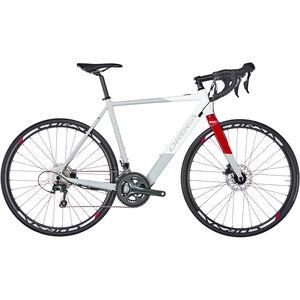 ORBEA Gain D40 grey/white/red bei fahrrad.de Online
