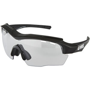 UVEX sportstyle 104 v Glasses black mat bei fahrrad.de Online