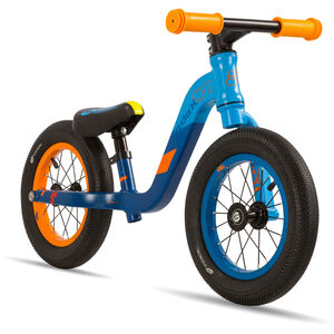 s'cool pedeX 1 blue/orange matt bei fahrrad.de Online