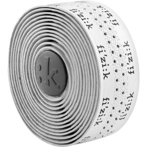 Fizik Superlight Tacky Lenkerband Fizik Logo weiß weiß
