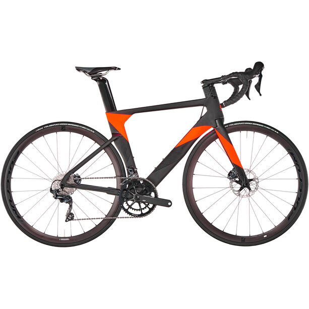 Cannondale SystemSix Carbon Ultegra Acid Red