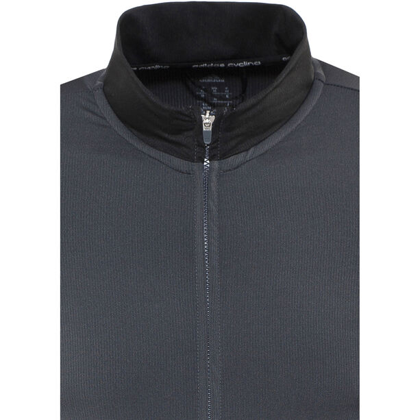 adidas Supernova Langarm Trikot Herren dark grey/black