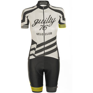 guilty 76 racing Velo Club Pro Race Set Women grey bei fahrrad.de Online