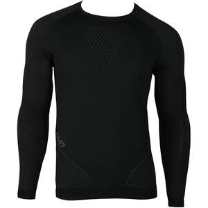 UYN Fusyon UW LS Shirt Men Black/Anthracite/Anthracite bei fahrrad.de Online