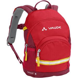VAUDE Minnie 5 Backpack Kinder energetic red energetic red