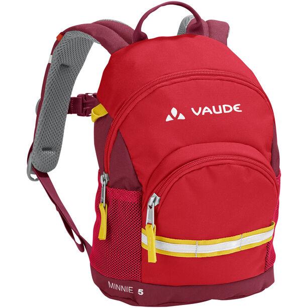 VAUDE Minnie 5 Backpack Kinder energetic red