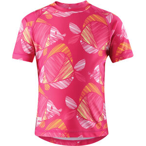Reima Ionian Swim Shirts Mädchen candy pink candy pink