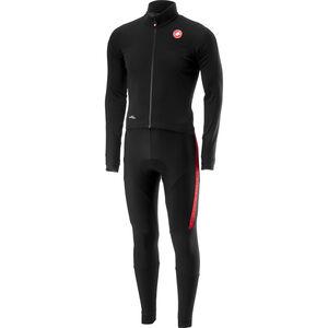 Castelli Sanremo 3 Thermo Suit Men black/red bei fahrrad.de Online