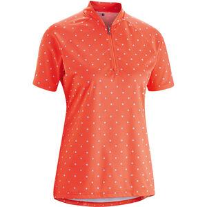 Gonso Marina Shirt Damen hot coral hot coral