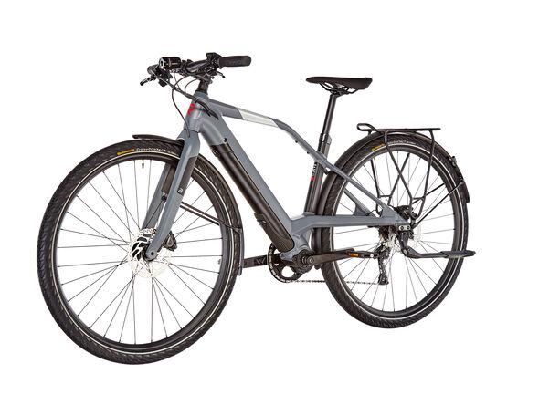 LOGO FS10 FAZUA E-Bike dark grey/black/red