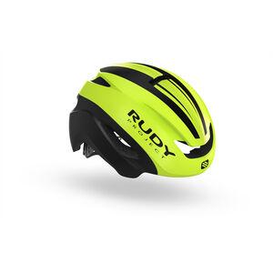 Rudy Project Volantis Helmet yellow fluo/black matte yellow fluo/black matte