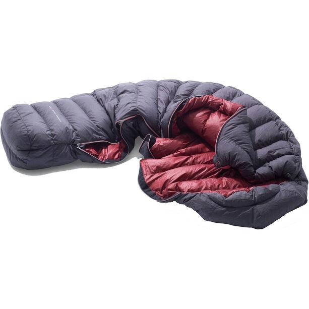 Yeti Shadow 500 Sleeping Bag S ash coal/garnet