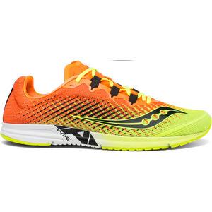 saucony Type A9 Schuhe Herren citron/orange citron/orange