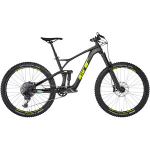 GT Bicycles Force Carbon Expert satin raw/gloss chartreuse/glacier mint bei fahrrad.de Online