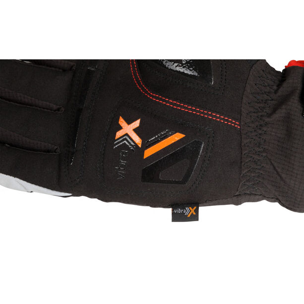 Cube Natural Fit X-Shell Langfinger Handschuhe red