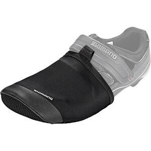Shimano T1100R Soft Shell Toe Shoe Cover black bei fahrrad.de Online