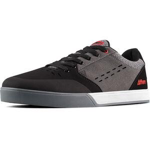 Afton Shoes Keegan Flatpedal Shoes Herren grey-red grey-red
