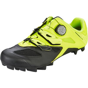 Mavic Crossmax Elite Shoes safety yellow/black/black