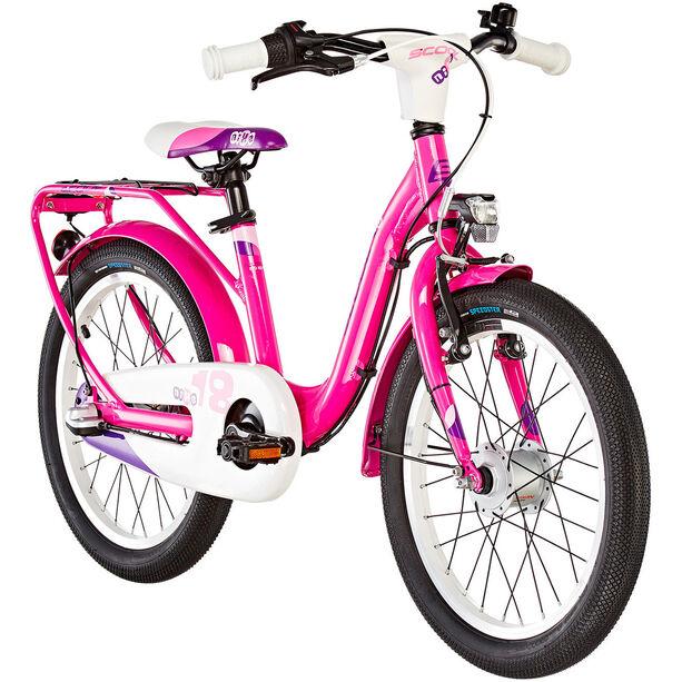 s'cool niXe street 18 alloy 2. Wahl Kinder pink