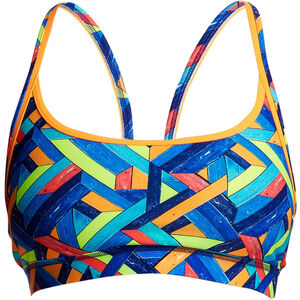 Funkita Sports Top Damen boarded up boarded up