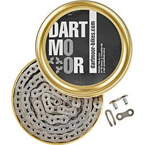 DARTMOOR Core Lite Singlespeed Kette silber silber