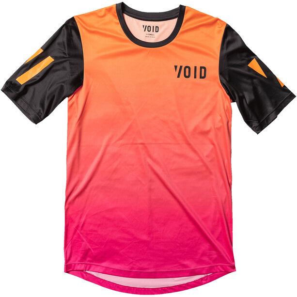 VOID Orbit T-Shirt Herren persimmon fade