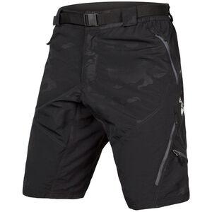 Endura Hummvee II Shorts black camouflage