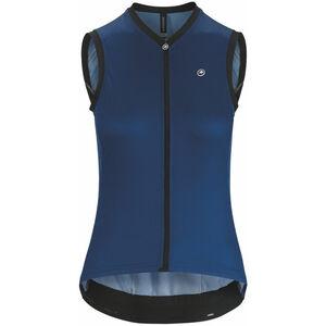 assos UMA GT NS Jersey Damen caleum blue caleum blue