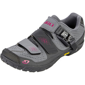 Giro Terradura Shoes Women dark shadow/berry bei fahrrad.de Online