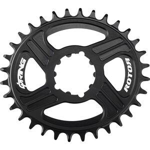 Rotor Q-Ring MTB Direct Mount Kettenblatt SRAM BB30 schwarz schwarz