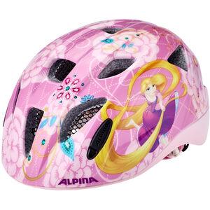 Alpina Ximo Disney Helmet Kinder rapunzel rapunzel