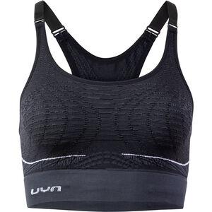 UYN Motyon UW Bra Medium Support Damen blackboard/white blackboard/white