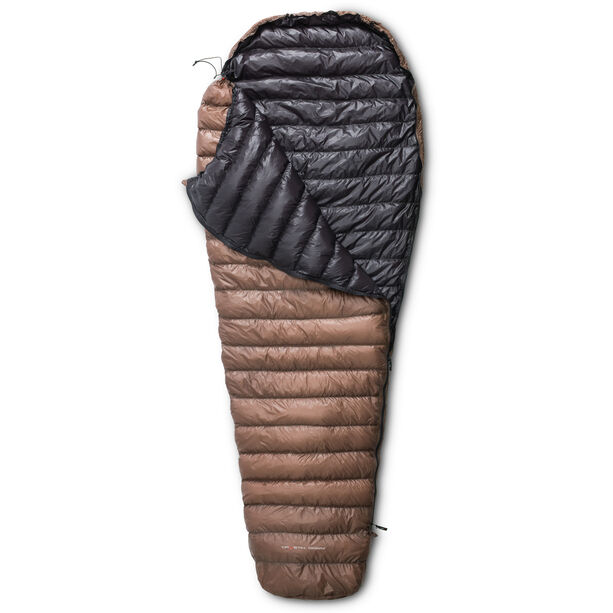 Yeti Passion One Sleeping Bag L brown/black