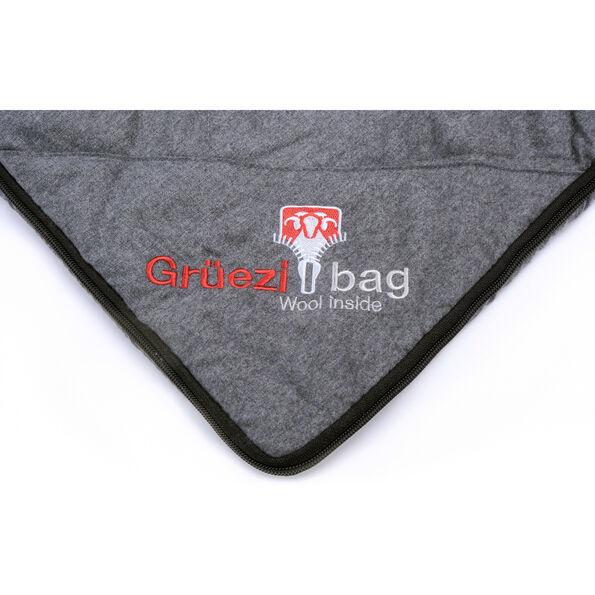 Grüezi-Bag WellhealthBlanket Wool Sleeping Bag