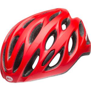 Bell Tracker R Sport Helmet red/black red/black