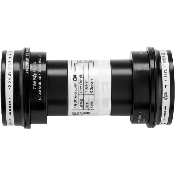 Race Face X-Type Bottom Bracket BB30 adapter