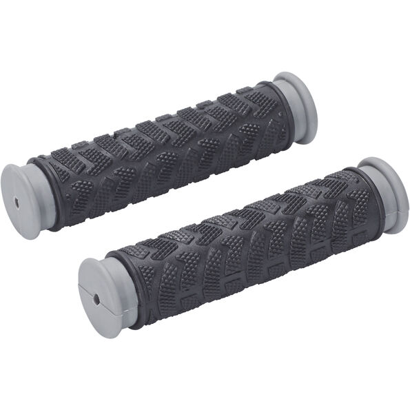 Red Cycling Products Universal D2 Grips black/grey