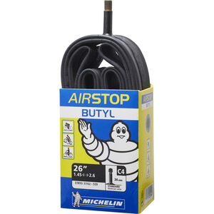 Michelin C4 Airstop Fahrradschlauch 26 Zoll