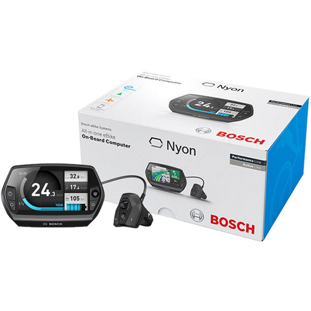 BOSCH Nyon Display black