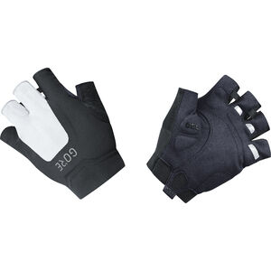GORE WEAR C5 Short Finger Gloves black/white black/white