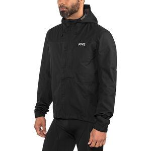 GORE WEAR C3 Gore-Tex Paclite Hooded Jacket Men black