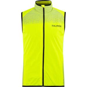 Salming Skyline Vest Herren yellow yellow