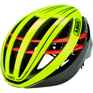 ABUS Aventor Road Helmet neon yellow neon yellow
